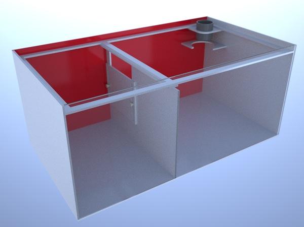 画像4: バリエーションサンプ2層式800 Right Type Basket Slide