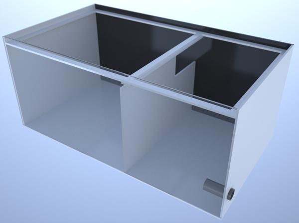 画像3: バリエーションサンプ2層式800 Left Type Socket