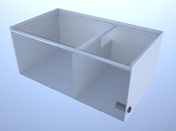 画像1: バリエーションサンプ2層式800 Left Type Socket